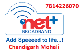Netplus Broadband  in Chandigarh
