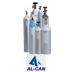 AL – CAN Oxygen Cylinder