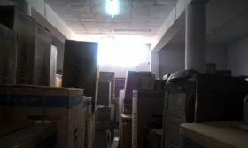 Storage Space for FMCG & Cosmetics companies