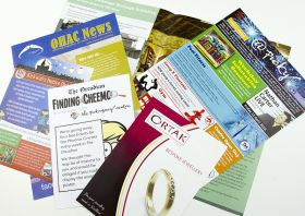 Inserts and Leaflets Manufacturer