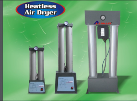 Heatless Air dryer | desiccant air dryer