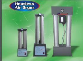 Heatless Air dryer | desiccant air dryer