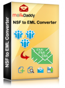 MailsDaddy NSF to EML Converter Tool