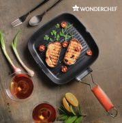 Wonderchef Caesar Folding Grill Pan