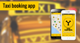 Taxi Booking Script | Uber App