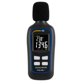 Sound Level Meter / Noise Level Meter PCE-MSL 1
