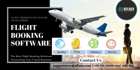 Flight Booking Software Development Company