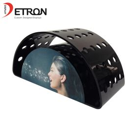 retail e-cigarette acrylic display holder