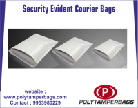 Security Evident Courier Bags