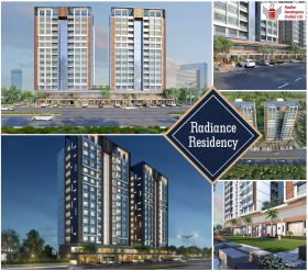 Radiance Residency-Luxurious Apartments