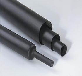 Thick Wall Heat Shrinkable Tube For railroad track