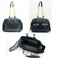 Black Sparkle Bag