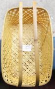 Bamboo Basket with Handel