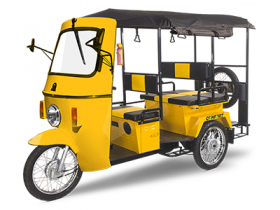 Electric Three Wheeler - Electric Rickshaw