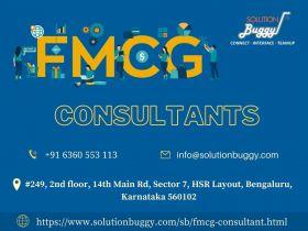 FMCG Consultants in Bengaluru City