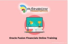 Oracle Fusion Financials Online Training | Oracle