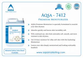 Premium Moisturizer - AQSA – 7412