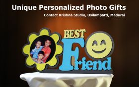 Personalized Birthday Photo Gifts Near Madurai