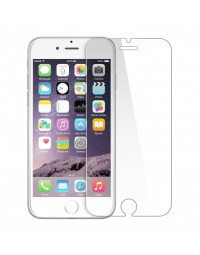 Casepurchase White Tempered Glass for Apple Iphone