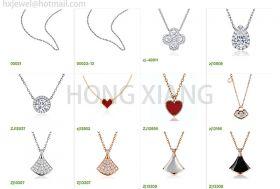 Brand Jewelry Style Fashion S925 Necklace Set