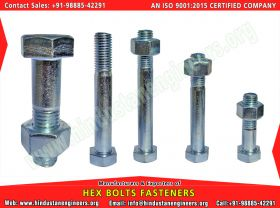 Hex Head Bolts