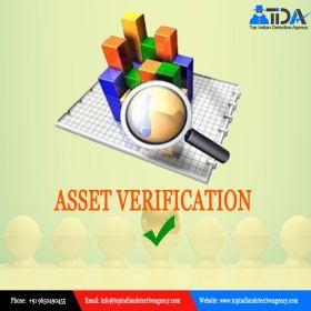 Asset Verification
