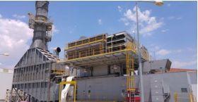 60 MW GE LM6000 PC Gas Turbine Power Plant