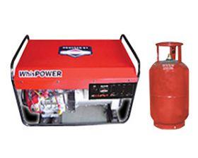 5 KVA Generator (AL 5500 EO & AL 5500 E)