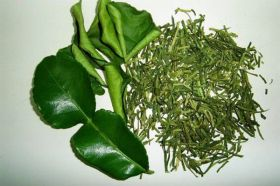 Dried Kaffir Lime Leaves For Sale