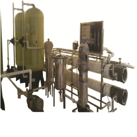 Industrial RO Plants Manufacturer | ITB