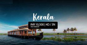 Kerala family tour pacakges