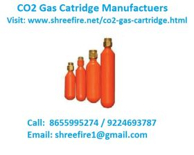 CO2 Gas Cartridge Manufacturers