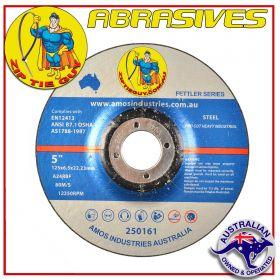 Metal Grinding Disc 5″ 125mm
