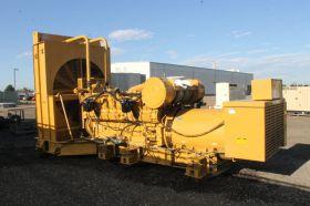 1750 KW Caterpillar 3516 DITA Diesel Generator Set