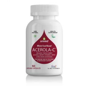 Acerola-C™ – Whole Food Based Organic Vitamin C Co