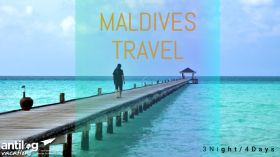 Maldives Honeymoon Packages | Antilog Vacations |