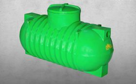 Sewage Water Storage Tanks