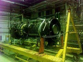 31 MW GE LM2500 Gas Turbine Parts or Repair