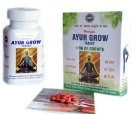 Ayur Grow Yoga Kit for Stunted Height