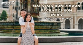 Malaysia Honeymoon Package from India