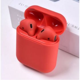 i12 Premium Touch Control Earbuds (BLUE LABEL)