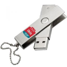 Metal Swivel USB Drive | Promotional Products in C