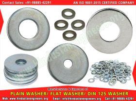 Plain Washers
