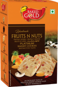Export Quality Fruits and Nuts Cookies