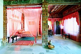 Heriatge Hotel in Jodhpur-Desert Haveli