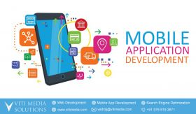 Mobile App Development At VITI Media Solutions