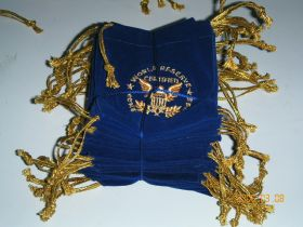 Coin Bag/ Velvet Drawstring Bag/ Jewelry Pouch