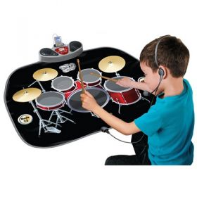 Electronic Drum Kit Playmat