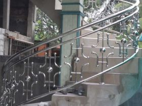 Stainless Steel Railing Manufacturers in Delhi,