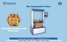 Box Compression Tester – Digital